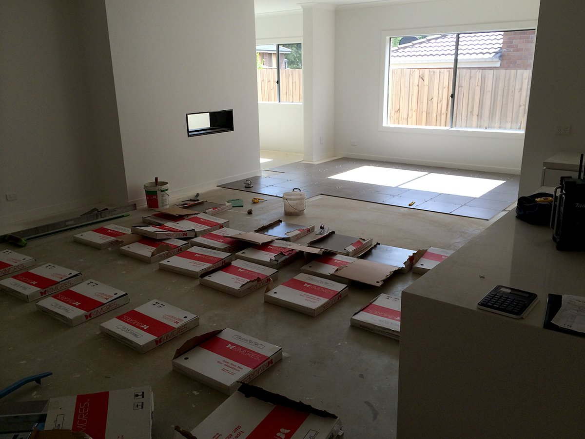 Tiling Contractor in Wantirna VIC
